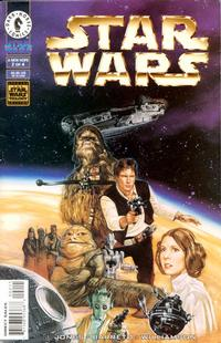 Cover Thumbnail for Star Wars: A New Hope - The Special Edition (Dark Horse, 1997 series) #2