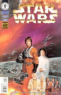 Cover Thumbnail for Star Wars: A New Hope - The Special Edition (Dark Horse, 1997 series) #4