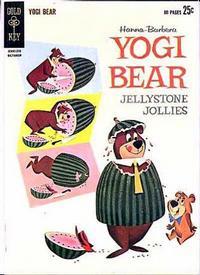 Cover Thumbnail for Yogi Bear (Western, 1962 series) #10
