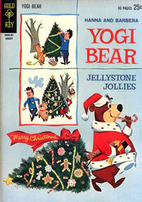 Cover Thumbnail for Yogi Bear (Western, 1962 series) #11