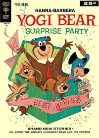 Cover Thumbnail for Yogi Bear (Western, 1962 series) #13