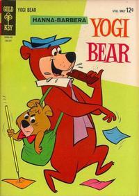 Cover Thumbnail for Yogi Bear (Western, 1962 series) #15