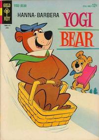 Cover Thumbnail for Yogi Bear (Western, 1962 series) #16