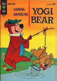 Cover Thumbnail for Yogi Bear (Western, 1962 series) #17
