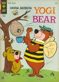 Cover Thumbnail for Yogi Bear (Western, 1962 series) #19