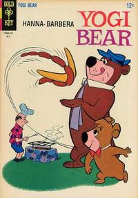 Cover Thumbnail for Yogi Bear (Western, 1962 series) #21