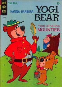 Cover Thumbnail for Yogi Bear (Western, 1962 series) #22