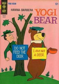 Cover Thumbnail for Yogi Bear (Western, 1962 series) #23