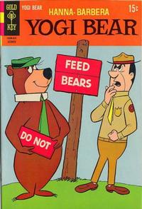 Cover Thumbnail for Yogi Bear (Western, 1962 series) #34
