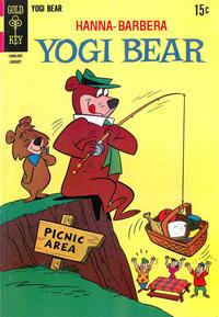 Cover Thumbnail for Yogi Bear (Western, 1962 series) #35