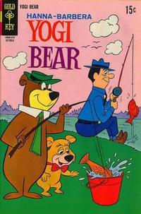 Cover Thumbnail for Yogi Bear (Western, 1962 series) #38