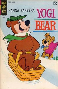 Cover Thumbnail for Yogi Bear (Western, 1962 series) #40