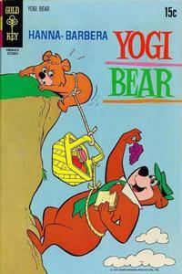 Cover Thumbnail for Yogi Bear (Western, 1962 series) #42
