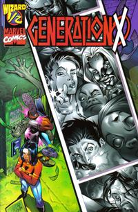 Cover Thumbnail for Generation X (Marvel; Wizard, 1998 series) #1/2