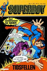 Cover Thumbnail for Superboy (Semic, 1977 series) #6/1977