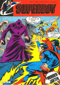 Cover Thumbnail for Superboy (Semic, 1977 series) #2/1978