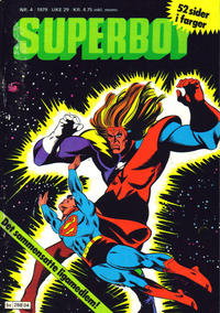 Cover Thumbnail for Superboy (Semic, 1977 series) #4/1979
