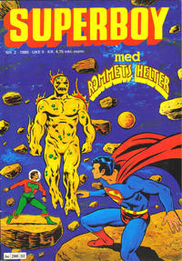 Cover Thumbnail for Superboy (Semic, 1977 series) #2/1980