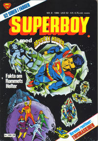 Cover Thumbnail for Superboy (Semic, 1977 series) #8/1980