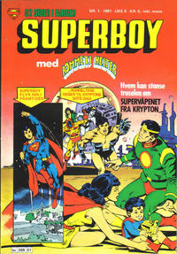 Cover Thumbnail for Superboy (Semic, 1977 series) #1/1981