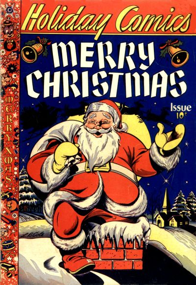 Cover for Holiday Comics (Star Publications, 1951 series) #1