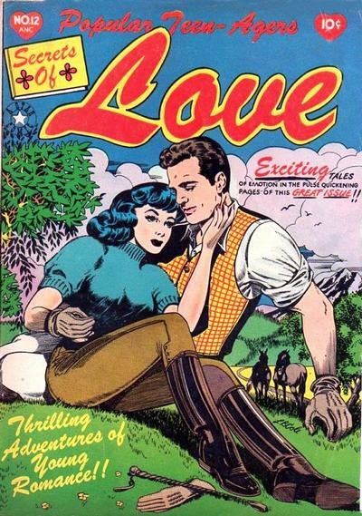 Cover for Popular Teen-Agers (Star Publications, 1950 series) #12