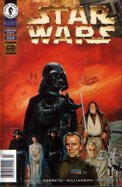 Cover for Star Wars: A New Hope - The Special Edition (Dark Horse, 1997 series) #3