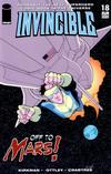 Cover for Invincible (Image, 2003 series) #18