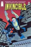 Cover for Invincible (Image, 2003 series) #21