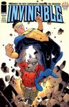 Cover for Invincible (Image, 2003 series) #25