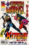 Cover for Captain Marvel (Marvel, 1995 series) #3