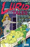 Cover for Lurid Tales (Fantagraphics, 1992 series) #1