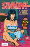 Cover for Sinnin' (Fantagraphics, 1991 series) #2