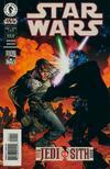 Cover for Star Wars: Jedi vs. Sith (Dark Horse, 2001 series) #1