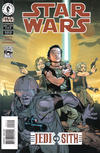 Cover for Star Wars: Jedi vs. Sith (Dark Horse, 2001 series) #2