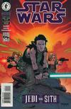 Cover for Star Wars: Jedi vs. Sith (Dark Horse, 2001 series) #5