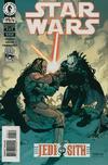 Cover for Star Wars: Jedi vs. Sith (Dark Horse, 2001 series) #6
