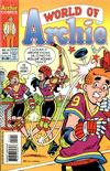 Cover for World of Archie (Archie, 1992 series) #12