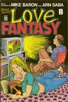 Cover for Jacques Boivin's Love Fantasy (Renegade Press, 1987 series) #1