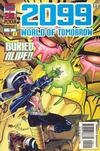 Cover for 2099: World of Tomorrow (Marvel, 1996 series) #2