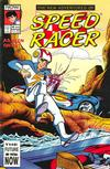 Cover for The New Adventures of Speed Racer (Now, 1993 series) #4