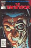 Cover for The Terminator (Now, 1988 series) #1 [Direct]