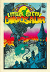 Cover for The Adventures of the Little Green Dinosaur (Last Gasp, 1972 series) #1