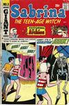 Cover for Sabrina, the Teenage Witch (Archie, 1971 series) #3