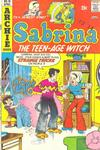 Cover for Sabrina, the Teenage Witch (Archie, 1971 series) #18