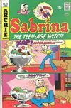 Cover for Sabrina, the Teenage Witch (Archie, 1971 series) #25