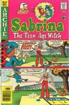 Cover for Sabrina, the Teenage Witch (Archie, 1971 series) #34