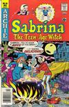 Cover for Sabrina, the Teenage Witch (Archie, 1971 series) #36