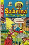 Cover for Sabrina, the Teenage Witch (Archie, 1971 series) #39
