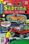 Cover for Sabrina, the Teenage Witch (Archie, 1971 series) #44